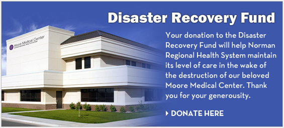 Disaster Recovery Fund Donate